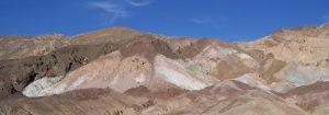 Artist's Drive - Death Valley